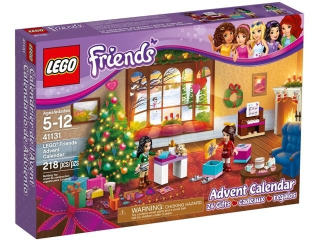 LEGO 41131 Adventskalender 2016, Friends
