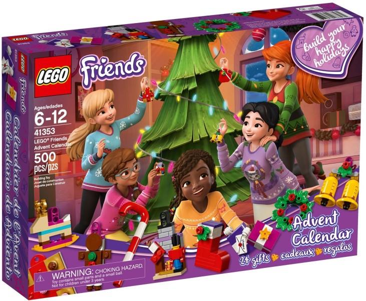 LEGO 41353 Adventskalender 2018, Friends