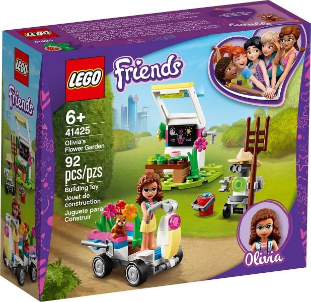 41425 Lego Friends Olivia's Bloementuin prijzen vergelijken. Klik voor vergroting.