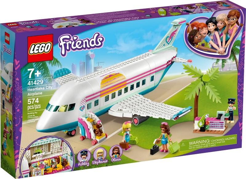 41429 Lego Friends Heartlake City Vliegtuig prijzen vergelijken. Klik voor vergroting.