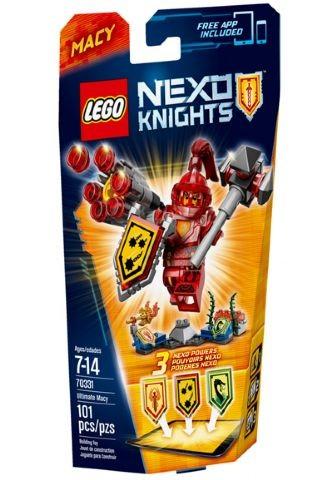 LEGO 70331 Ultimate Macy prijzen vergelijken. Klik voor vergroting.