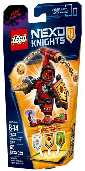 LEGO 70334 Ultimate Monster Meester prijzen vergelijken. Klik voor vergroting.