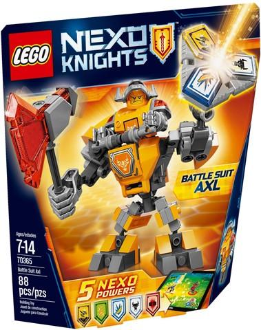 LEGO 70365 Strijdharnas Axl prijzen vergelijken. Klik voor vergroting.