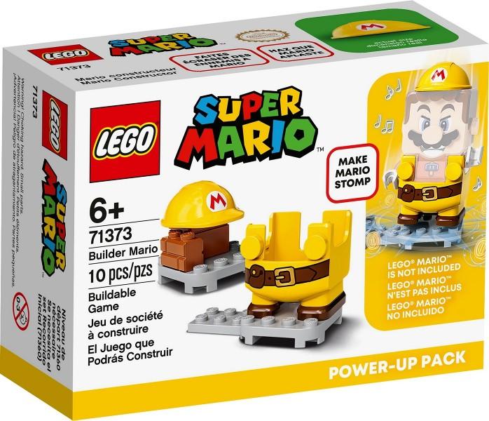 71373 LEGO? Super Mario? Boom-meester Mario pak