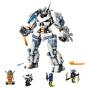 LEGO 71738 Zane's Titan Mech Battle