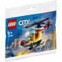 LEGO 30566 Fire Helicopter polybag