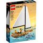 LEGO 40487 Zeilbootavontuur