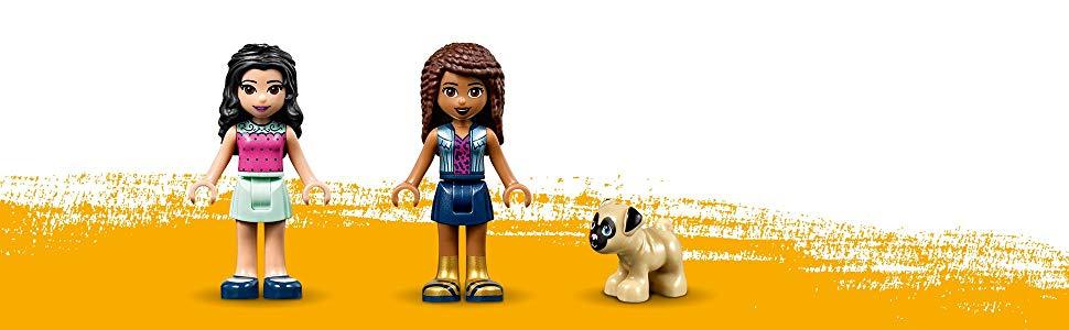 LEGO 41344 Andrea's Accessories Store